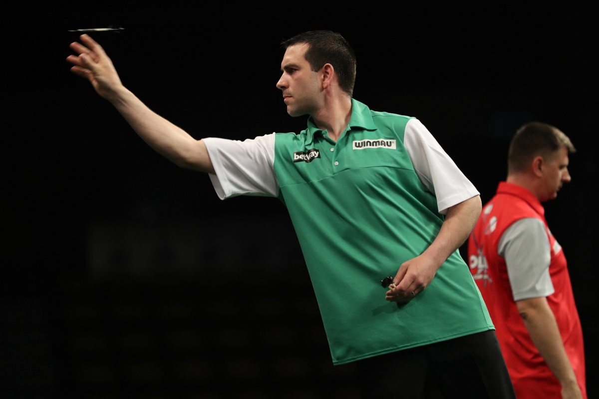 William O'Connor and Jason Cullen to contest for Ally Pally spot in Tom Kirby Memorial Irish Matchplayfinal