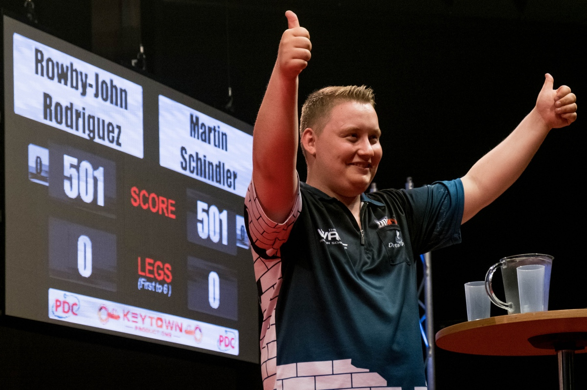 Martin Schindler clinches first Development Tour title with victory in Event 15 in Barnsley