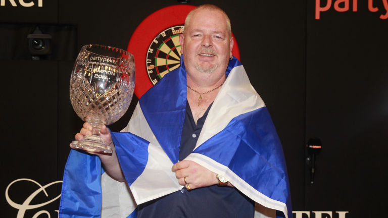 2015 champion Robert Thornton now relying on Phil Taylor withdrawal to qualify for the World GrandPrix