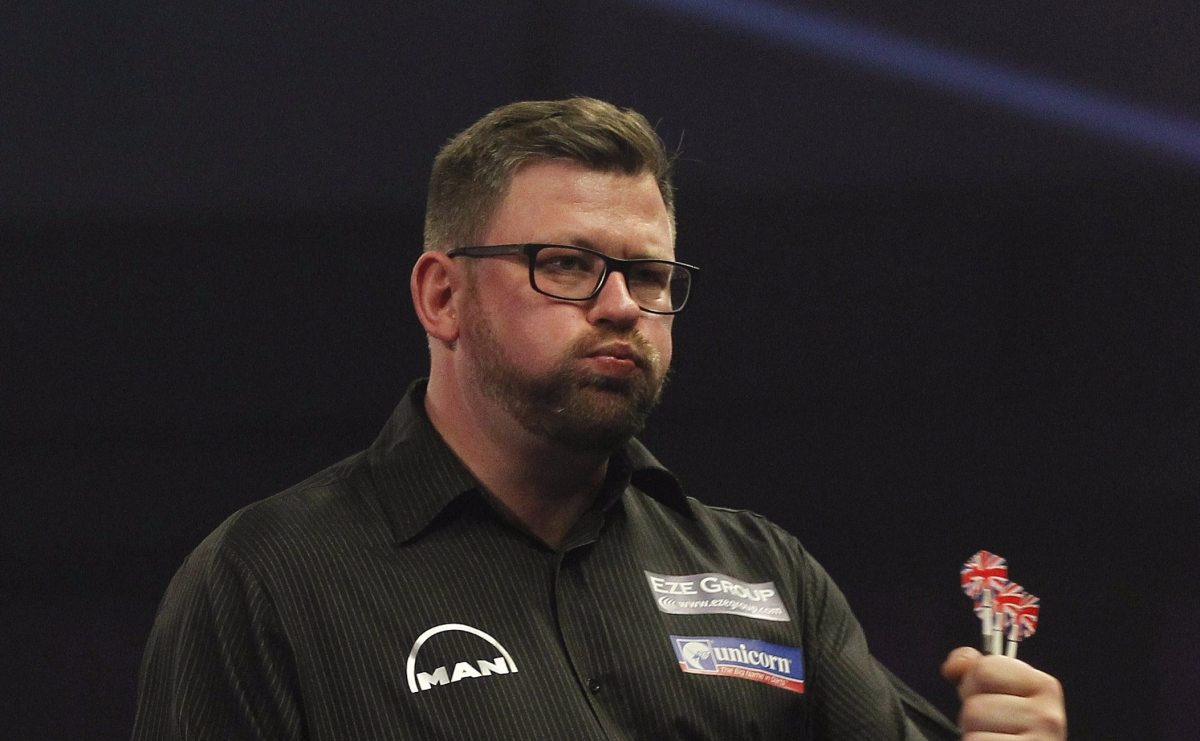 James Wade keeps hopes of qualifying for European Championship alive by securing place in final European Tour event