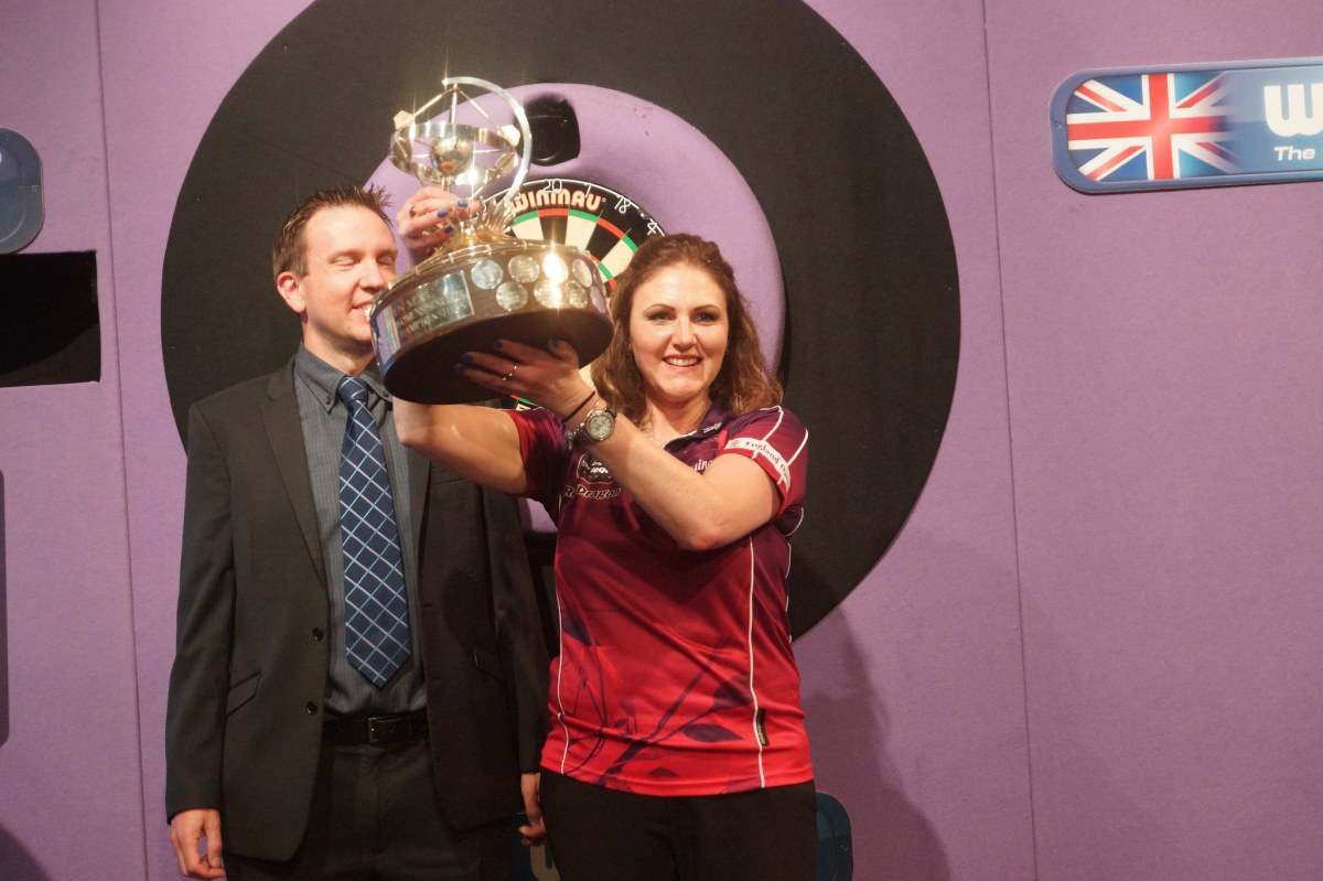 PODCAST: The Weekly Dartscast with Lorraine Winstanley, World Masters + Dublin Pro TourReviews