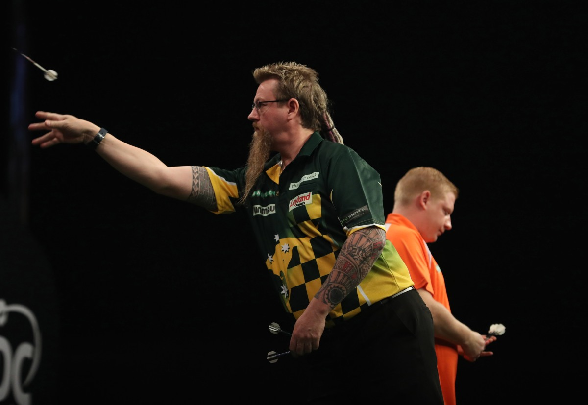 Lockup Dave's betting tips for the quarter-finals of the World Grand Prix