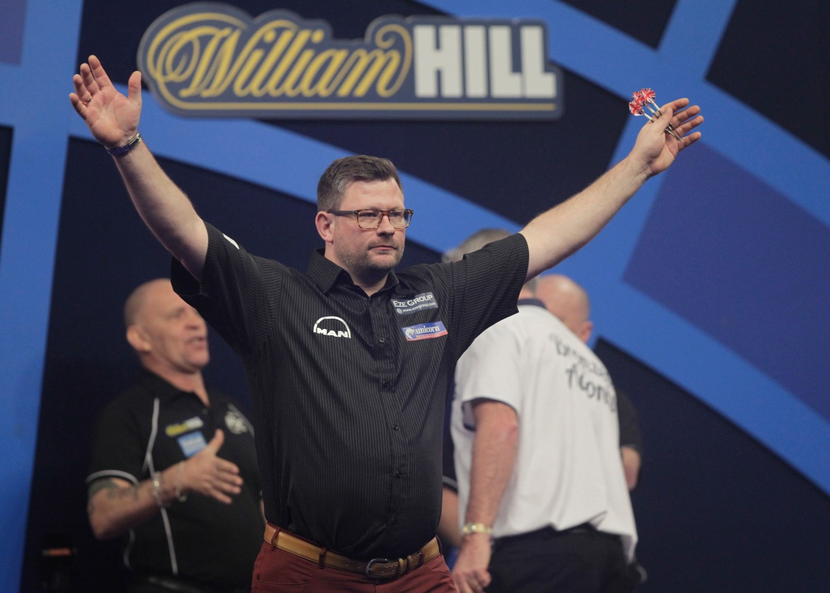 NEW ISSUE! World Grand Prix Preview Special; James Wade; Steve West and muchmore!